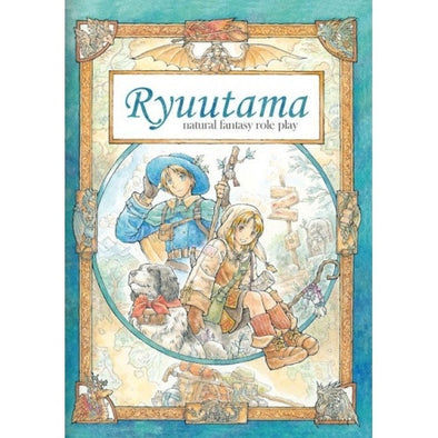Ryuutama: Natural Fantasy Roleplay - Core Rulebook - 401 Games