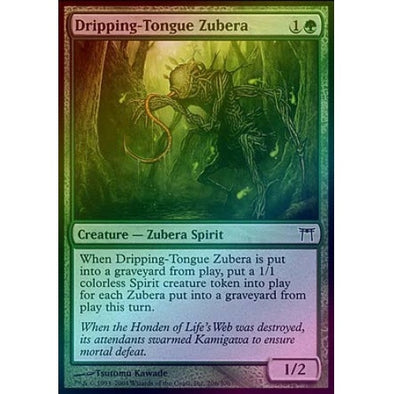 Dripping-Tongue Zubera (Foil) (CHK) - 401 Games