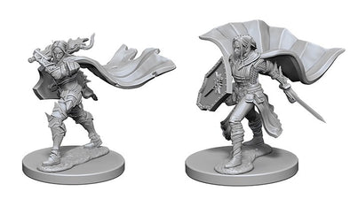 Buy Pathfinder Deep Cuts Unpainted Minis: Elf Female Paladin and more Great RPG Products at 401 Games
