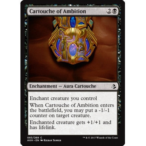 Cartouche of Ambition (AKH) available at 401 Games Canada