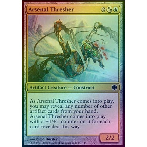 Arsenal Thresher (Foil) (ARB) - 401 Games