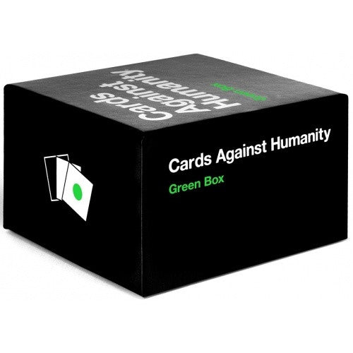 Cards Against Humanity - Green Box available at 401 Games Canada