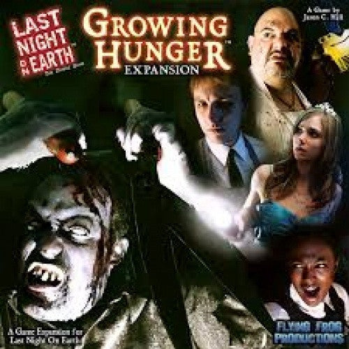 Last Night on Earth - The Growing Hunger Expansion - 401 Games