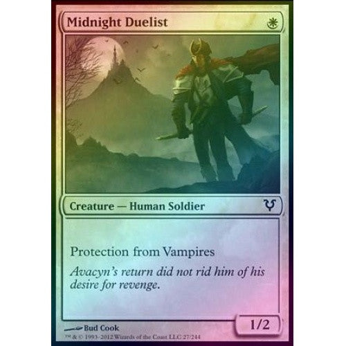 Midnight Duelist (Foil) (AVR) available at 401 Games Canada
