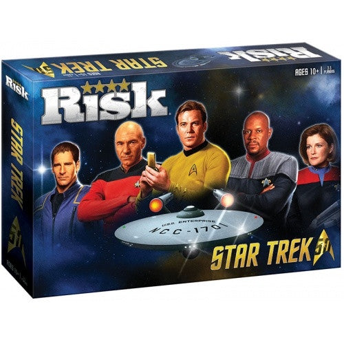 Star Trek Risk - 50th Anniversary Edition