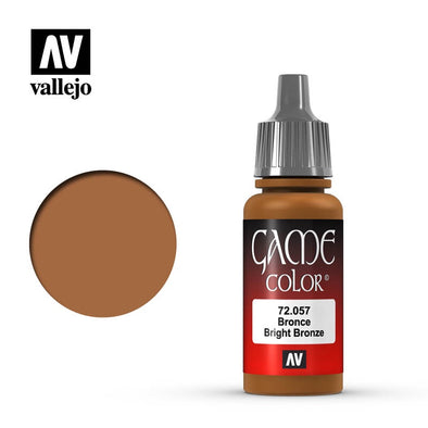 Vallejo - Game Color - Bright Bronze - 401 Games