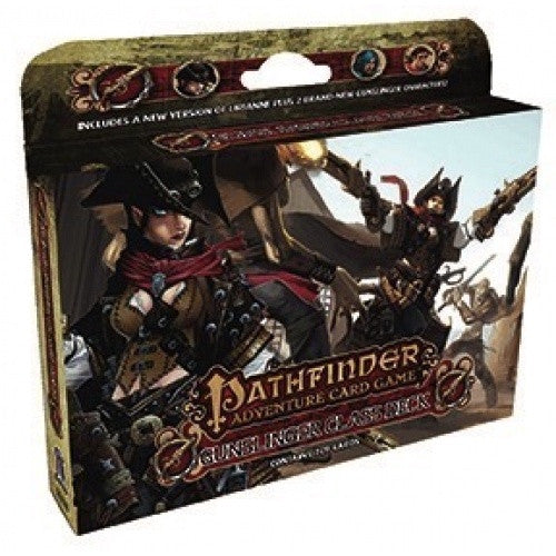 Pathfinder Adventure Card Game - Gunslinger Class Deck available at 401 Games Canada