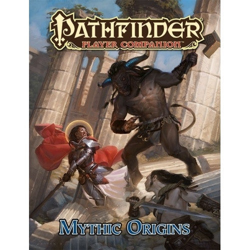 Buy Pathfinder - Player Companion - Mythic Origins and more Great RPG Products at 401 Games