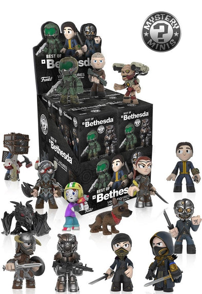 Mystery Minis - Best of Bethesda - 401 Games