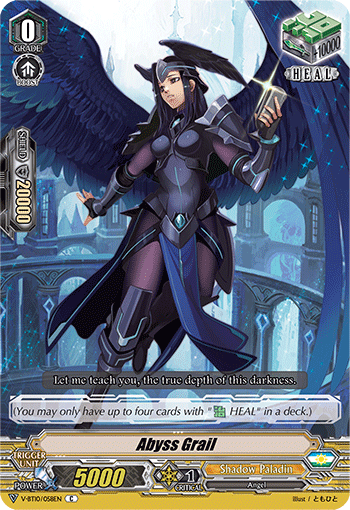 Abyss Grail - V-BT10/058 - C available at 401 Games Canada