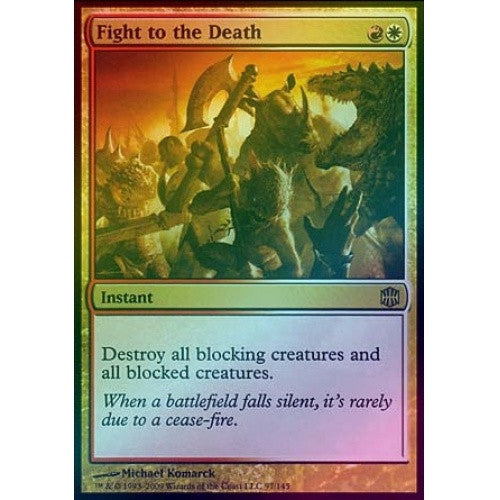Fight to the Death (Foil) (ARB) - 401 Games
