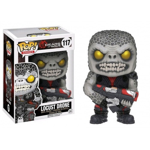 Buy Pop! Gears of War - Locust Drone and more Great Funko & POP! Products at 401 Games