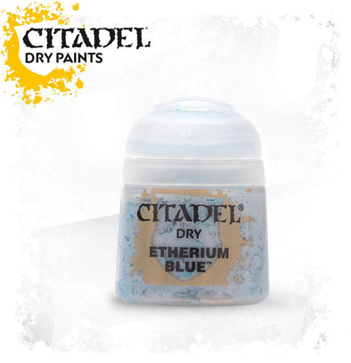 Buy Citadel Dry - Etherium Blue and more Great Games Workshop Products at 401 Games