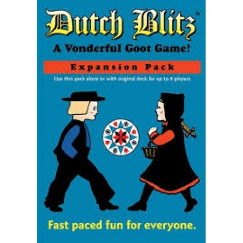 Dutch Blitz Expansion Pack available at 401 Games Canada