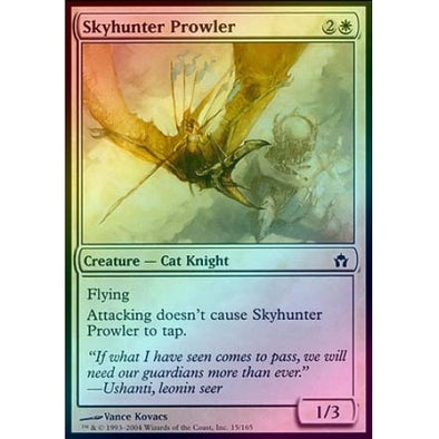 Skyhunter Prowler (Foil) (5DN) available at 401 Games Canada