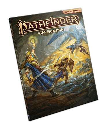 Buy Pathfinder 2nd Edition - GM Screen (Pre-Order) and more Great RPG Products at 401 Games