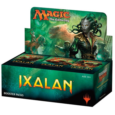 MTG - Ixalan - Japanese Booster Box - 401 Games
