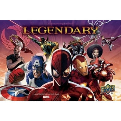 Marvel Legendary - Deck Building Game - Civil War Expansion - 401 Games