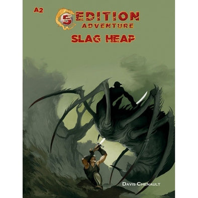 Dungeons and Dragons - 5th Edition - 5th Edition Adventures: A2 - Slag Heap - 401 Games