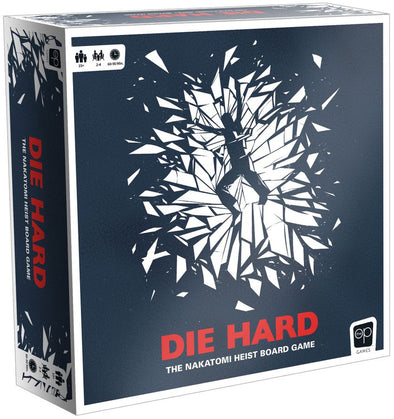 Die Hard: The Nakatomi Heist Board Game available at 401 Games Canada