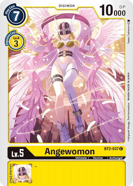Angewomon (BT2-037) available at 401 Games Canada