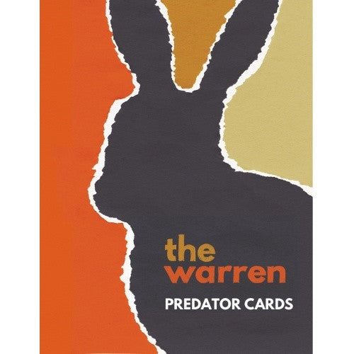 Buy Apocalypse - The Warren - Predator Cards and more Great RPG Products at 401 Games