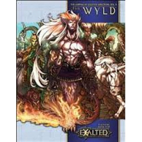 Exalted 2nd Edition - Compass of Celestial Directions Vol.2: The Wyld - 401 Games