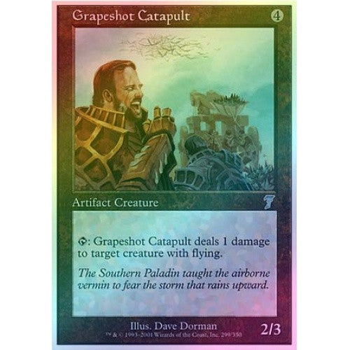 Grapeshot Catapult (Foil) available at 401 Games Canada