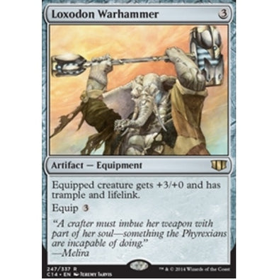 Loxodon Warhammer (C14) available at 401 Games Canada