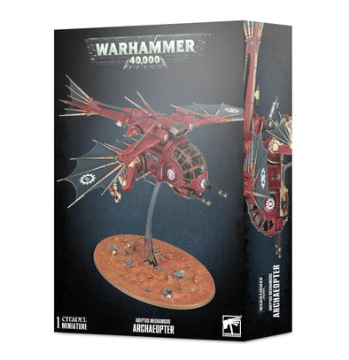 Warhammer 40,000 - Adeptus Mechanicus - Archaeopter available at 401 Games Canada