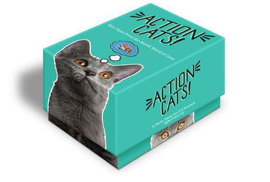 Buy Action Cats! and more Great Board Games Products at 401 Games