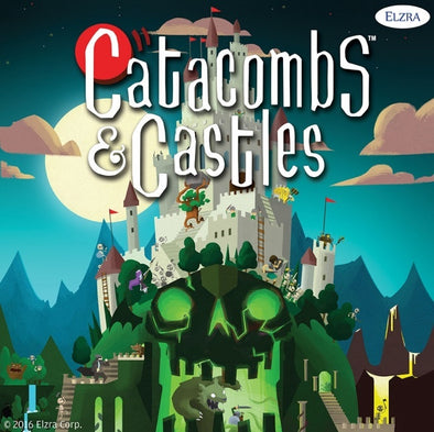 Buy Catacombs & Castles and more Great Board Games Products at 401 Games
