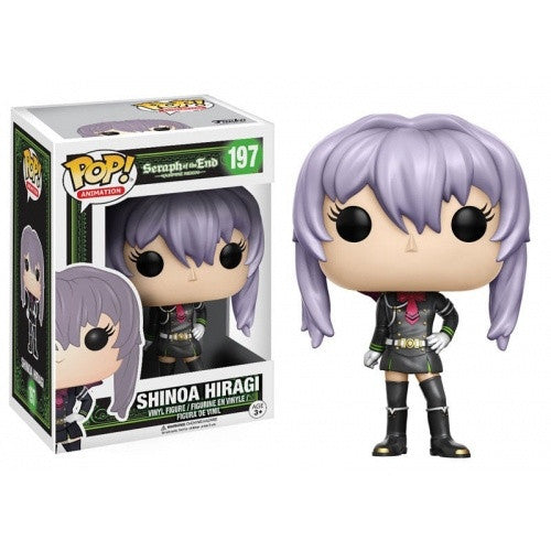 Buy Pop! Seraph of the End - Shinoa Hiragi and more Great Funko & POP! Products at 401 Games