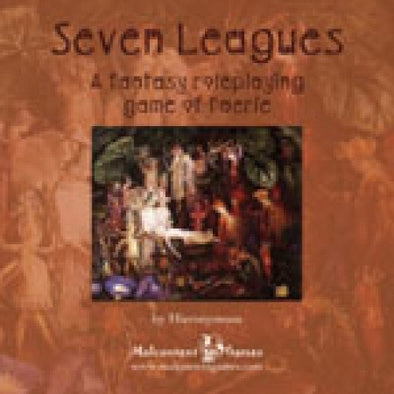 Seven Leagues - Core Rulebook - 401 Games