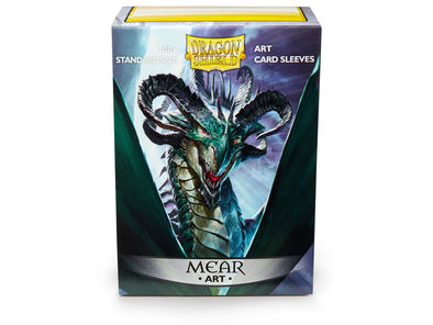 Buy Dragon Shield - 100ct Standard Size - Art - Mear and more Great Sleeves & Supplies Products at 401 Games