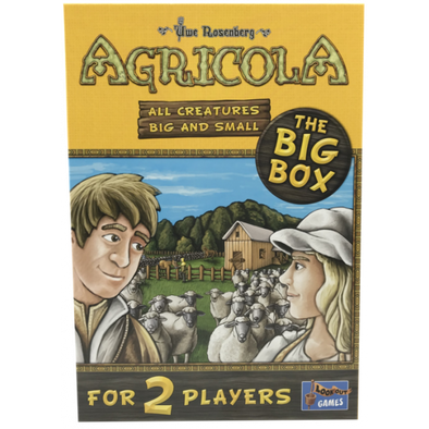 Agricola - All Creatures Big and Small - The Big Box