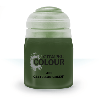 Citadel Air - Castellan Green - 401 Games
