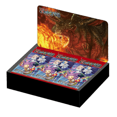 Force of Will - Battle for Attoractia - Booster Box - 401 Games