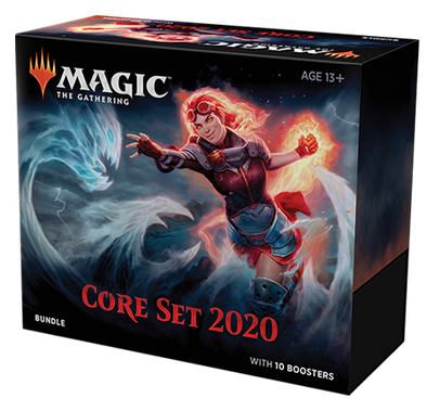 MTG - Core Set 2020 - Bundle - 401 Games