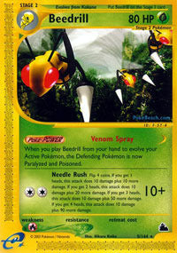Beedrill - 5/144 (SKY) available at 401 Games Canada