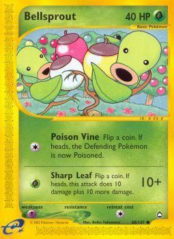 Buy Bellsprout - 68/147 and more Great Pokemon Products at 401 Games