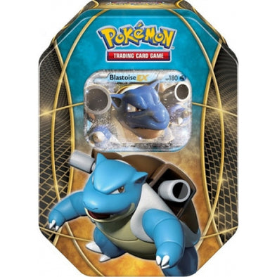 Buy Pokemon - Best Of Tin 2016 (Blastoise-EX) and more Great Pokemon Products at 401 Games
