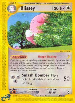 Buy Blissey - 6/147 - Reverse Foil and more Great Pokemon Products at 401 Games