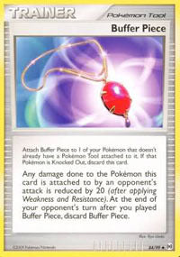 Buy Buffer Piece - 84/99 - Reverse Foil and more Great Pokemon Products at 401 Games