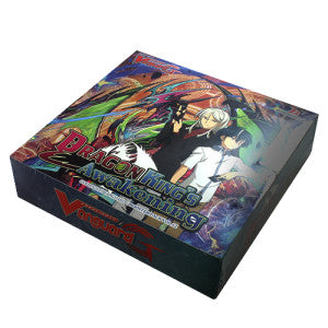 Buy Cardfight!! Vanguard - VGE-G-BT12 - Dragon King's Awakening Booster Box and more Great Cardfight!! Vanguard Products at 401 Games