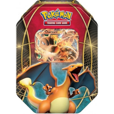 Buy Pokemon - Best Of Tin 2016 (Charizard-EX) and more Great Pokemon Products at 401 Games