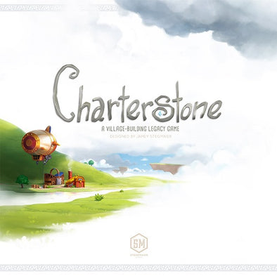 Buy Charterstone and more Great Board Games Products at 401 Games