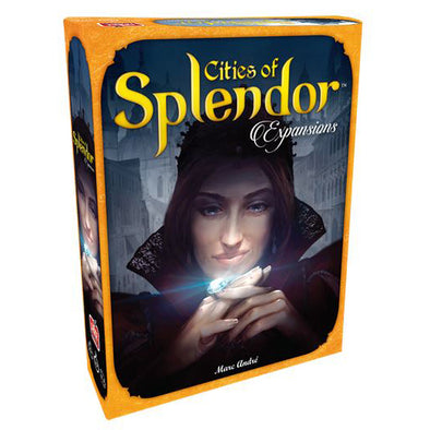 Buy Splendor - Cities Of Splendor Expansions and more Great Board Games Products at 401 Games