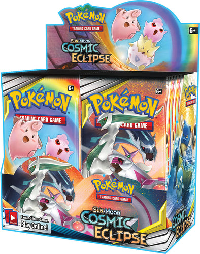 Pokemon - Cosmic Eclipse Booster Box
