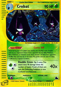 Crobat - H5/H32 (SKY) available at 401 Games Canada